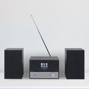 DAB+ Micro-Audio-System MEDION® LIFE®  E640141