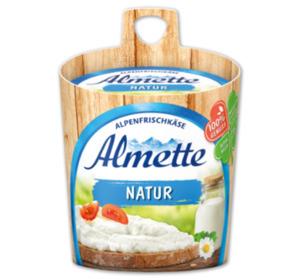 ALMETTE Frischkäsezubereitung