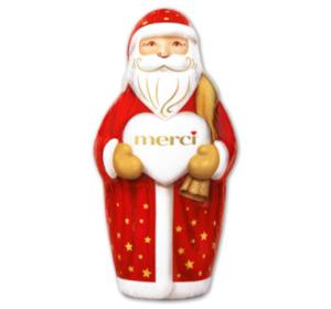 MERCI Weihnachtsmann