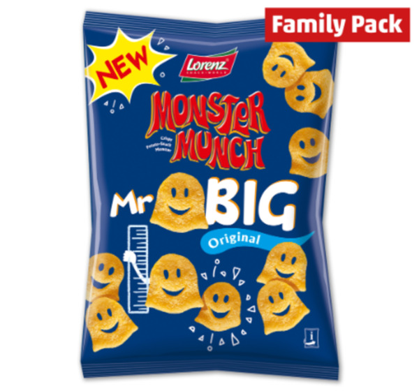 LORENZ Monster Munch Mr. Big