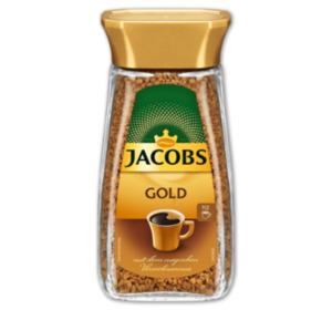 JACOBS Gold oder Gold Crema
