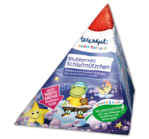 TETESEPT Kinder-Blubbersalz
