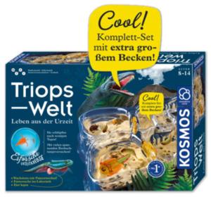 KOSMOS Triops Welt Experimentier-Set