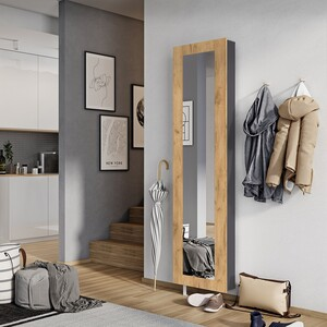 home24 Schuh- / Multifunktionsschrank Ensay