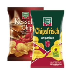 Chio Chips, funny-frisch oder Kesselchips