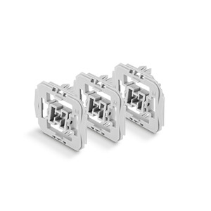 Bosch Smart Home Adapter-Set für Merten-Schalterserien, 3 Stück