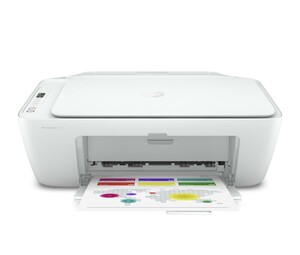 HP HP DeskJet 2720 weiß Multifunktionsdrucker (Tintenstrahldrucker, 3-in-1, Scanner, Kopierer, WLAN, WiFi Direct, Instant Ink)
