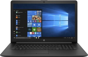 HP 17-by3657ng schwarz Notebook (17,3 Zoll Full-HD IPS (matt), i5-1035G1, 16 GB RAM, 512 GB SSD, Intel UHD-Grafik, Windows 10 Home)