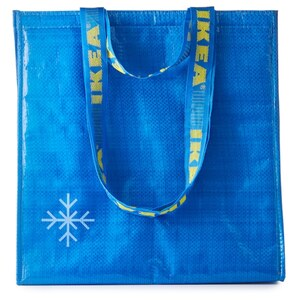 FRAKTA Kühltasche, blau