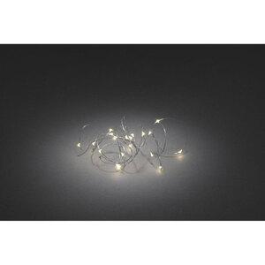 Konstsmide              Micro LED-Lichterkette, 20 Dioden, warmweiß