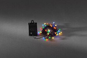 """Konstsmide              LED Lichterkette """"Globe LEDs"""" bunt, Außen"""