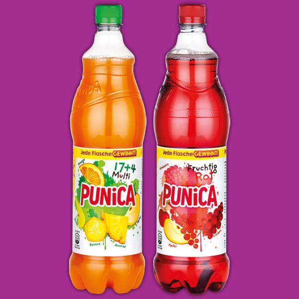 Punica Mehrfruchtsaft