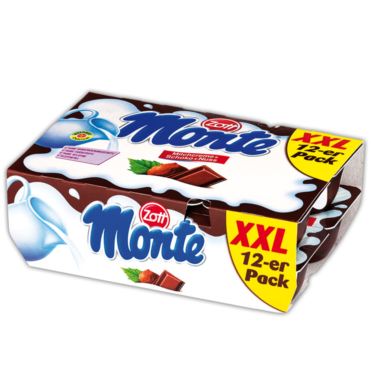 Bild 3 von Zott Monte Snack / Dessert