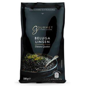 GOURMET Beluga Linsen 500 g