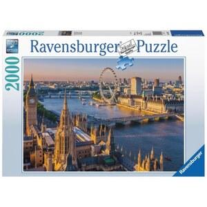 Ravensburger Premium-Puzzle: Stimmungsvolles London, 2000 Teile