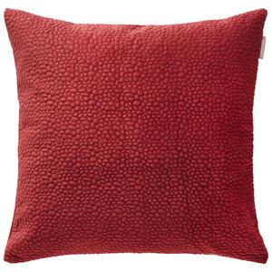 Ambiente Kissenhülle bordeaux 50/50 cm , Tenuta Samt Stick , Textil , Uni , 50x50 cm , Samt , 003917045908