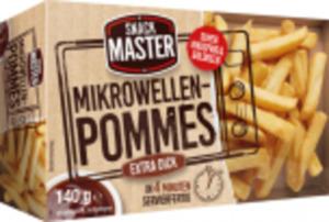 Snackmaster Mikrowellen-Pommes
