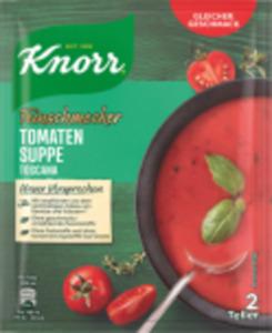 Knorr Feinschmecker-Suppen