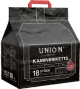 Union Kaminbrikett