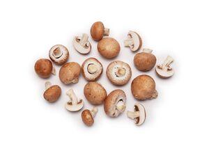 Champignons, braun