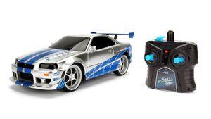 Jada - Fast and Furious - RC Brian's Nissan Skyline (R34)