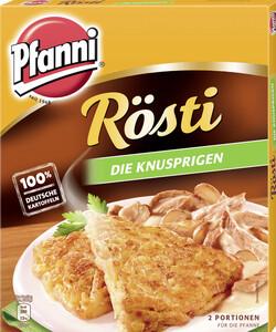 Pfanni Kartoffel-Rösti Die Knusprigen 400 g