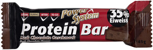 Power System Protein Bar Dark Chocolate Geschmack 35% Eiweiss 45 g
