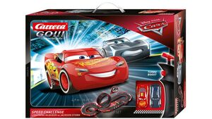 Carrera GO!!! - Disney·Pixar Cars - Speed Challenge