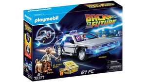 PLAYMOBIL 70317 - Back to the Future - DeLorean
