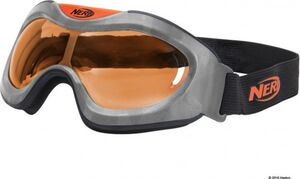 Nerf Schutzbrille - orange