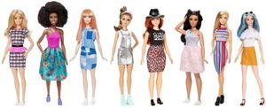 Barbie - Fashionistas - 1 Stück - verschiedene Modelle