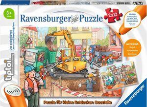tiptoi®Puzzle - Baustelle