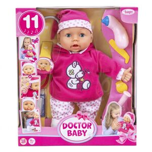 Bayer Design - Babypuppe Doktor