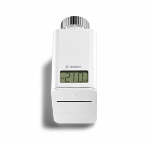 Bosch Funk-Heizkörperthermostat Smart Home ,  mit Adapter für alle gängigen Ventilanschlüsse