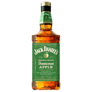 Jack Daniel's Tennessee Whiskey 40% Vol. oder Apple 35% Vol.,