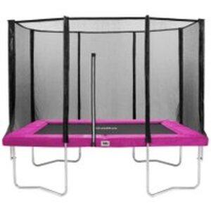 Salta COMBO Trampolin pink 153x214cm