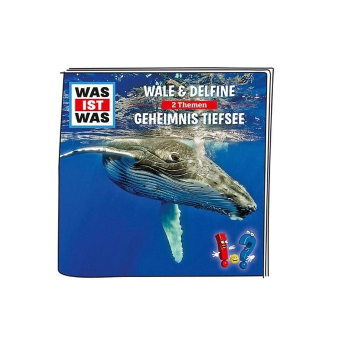 Bild 3 von Tonies Figur Was ist Was Wale & Delfine: Geheimnisse Tiefsee