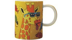 MAXWELL & WILLIAMS MULGA Becher Giraffe
