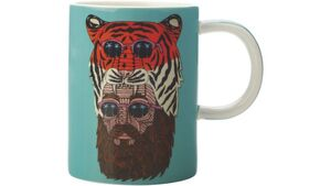 MAXWELL & WILLIAMS MULGA Becher Tiger Man