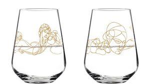 RITZENHOFF Wasserglas von Burkhard Neie - 2er Set