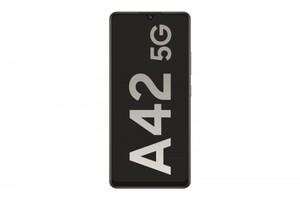 Samsung Galaxy Smartphone A42 weiß ,  5G, 128 GB