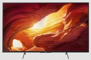 Sony LED TV KD49XH8588 ,  123 cm (49 Zoll), UHD, WLAN, PVR, Twin Triple Tuner