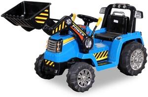 ZP10005 Elektrobagger blau