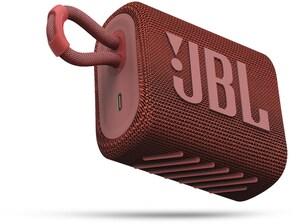 Go 3 Bluetooth-Lautsprecher rot