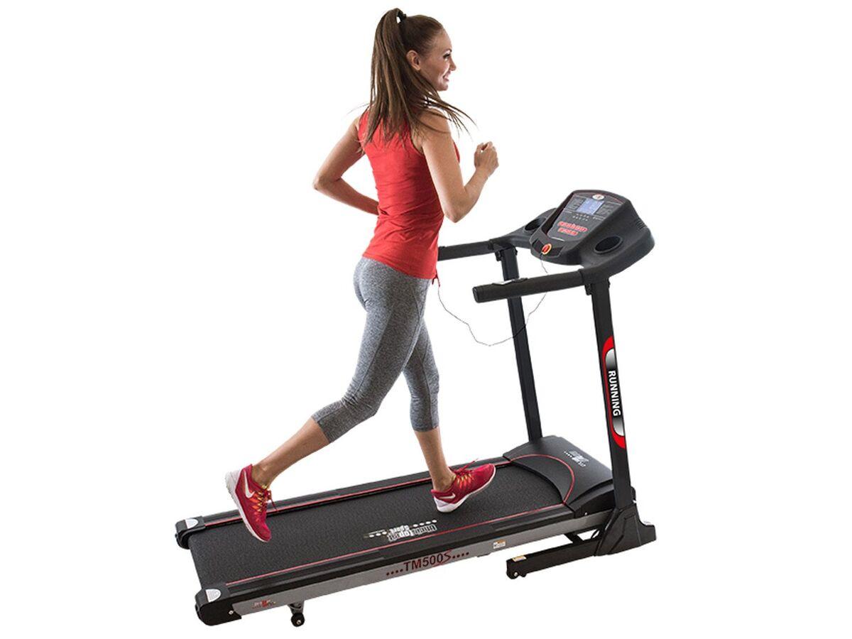 Bild 4 von Christopeit Laufband »TM 500S«, mit Herzfrequenzmessung, 9 Trainingsprogramme