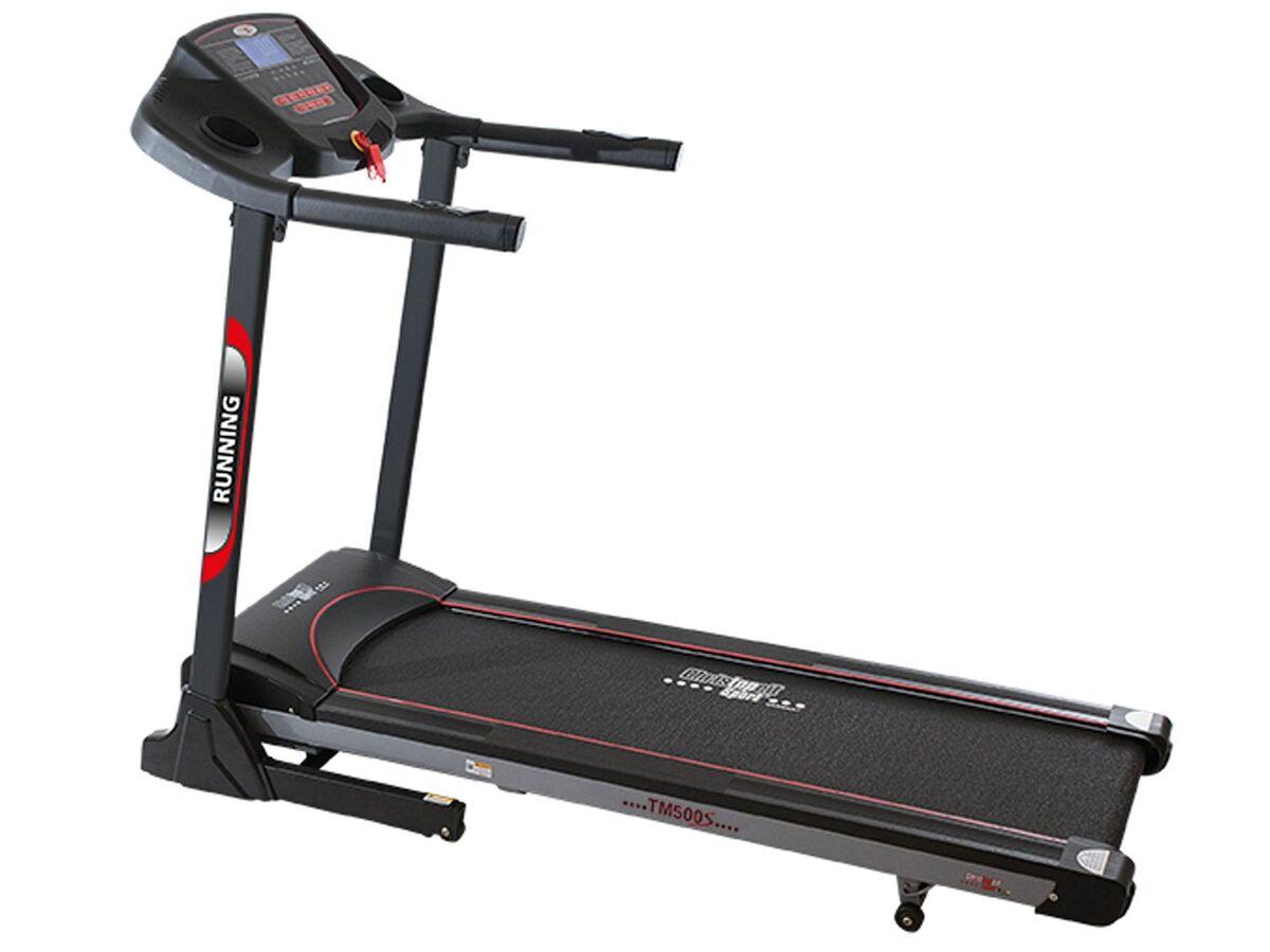Bild 5 von Christopeit Laufband »TM 500S«, mit Herzfrequenzmessung, 9 Trainingsprogramme