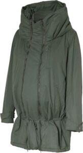 Umstandsjacke NEW TIKKA grün Gr. 40 Damen Kinder