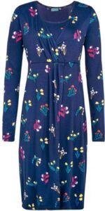 Umstandskleid dunkelblau Gr. 36/38 Damen Kinder