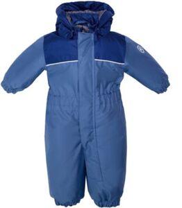 Baby Schneeanzug KOMBI  blau/grau Gr. 68 Jungen Baby