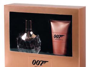 James Bond 007 Geschenk-Set